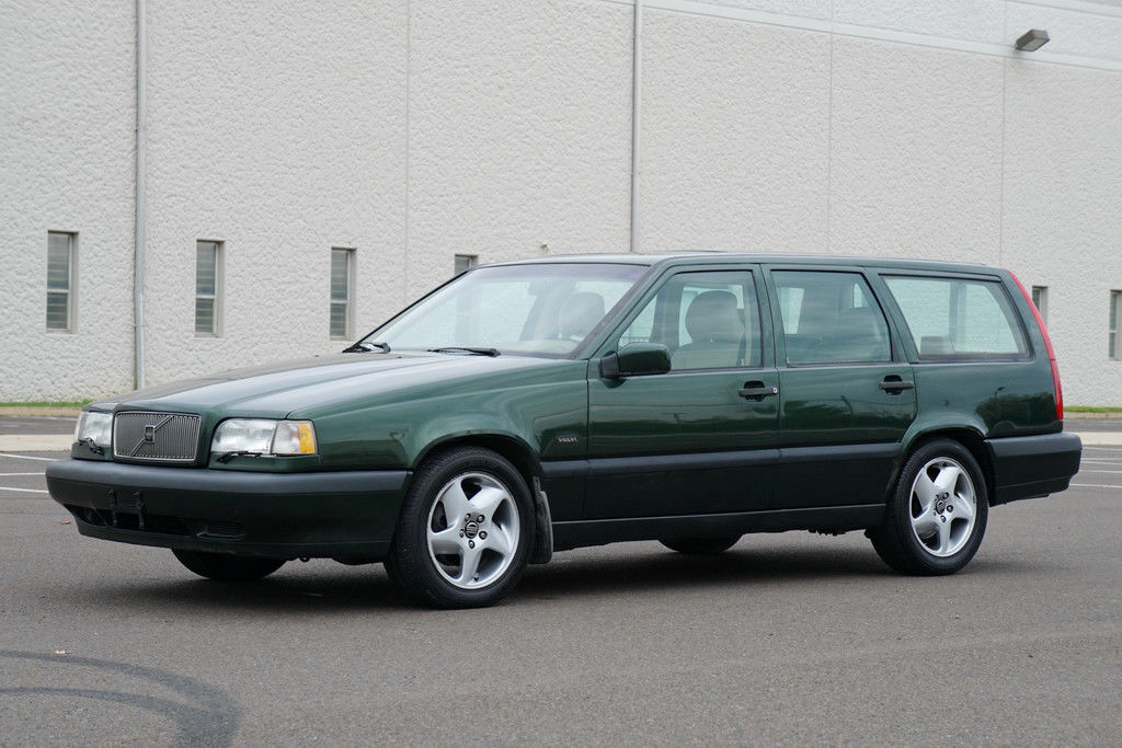 1997 Volvo Station Wagon | The Wagon