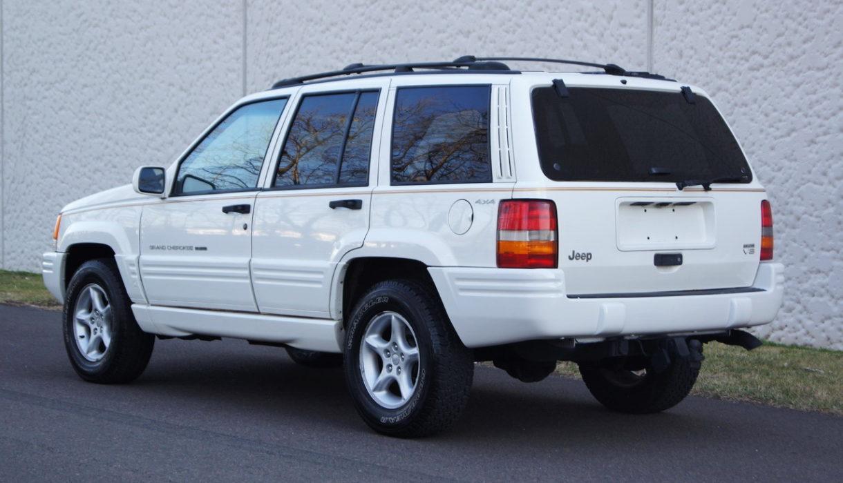 1998 Jeep Grand Cherokee Limited 59l Cars Global Laredo
