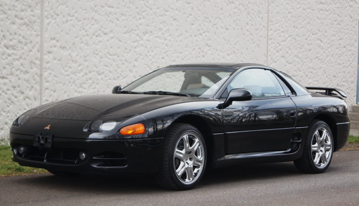 1995 Mitsubishi 3000GT VR4 Twin Turbo 6-speed Manual