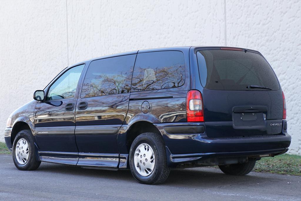 2002 Chevrolet Venture Ls Handicap Van Cars Global