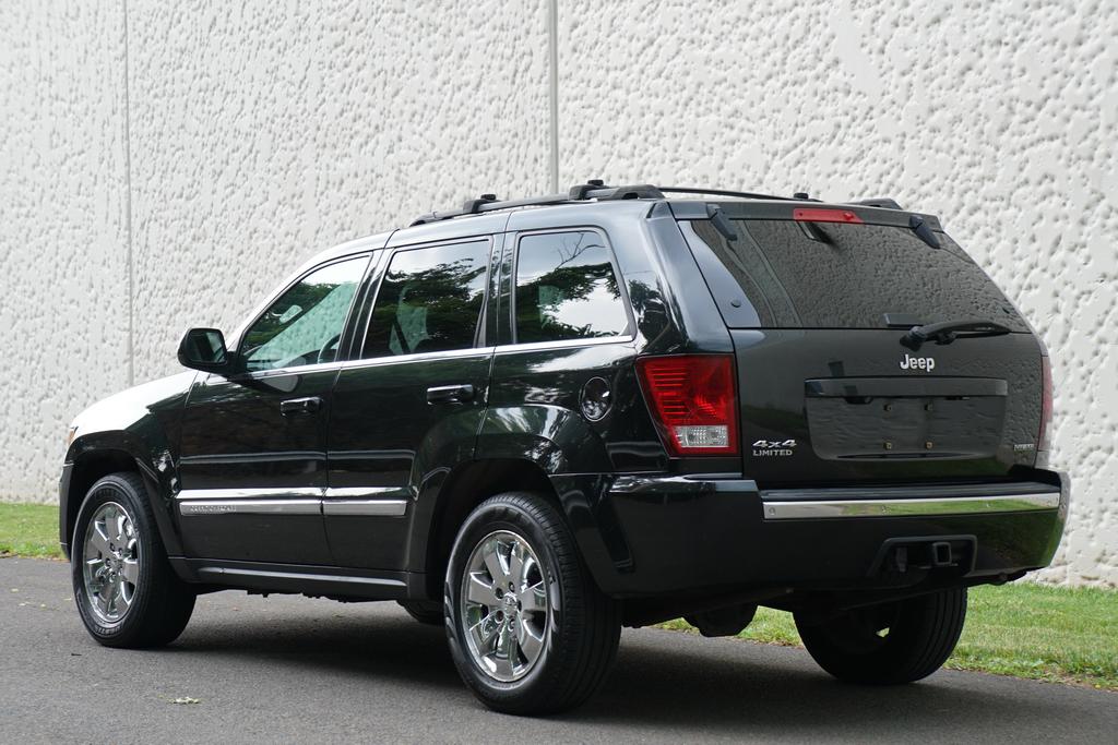 2008 Jeep Grand Cherokee Limited >> 2008 Jeep Grand Cherokee Limited 4wd 5 7l Hemi Cars Global