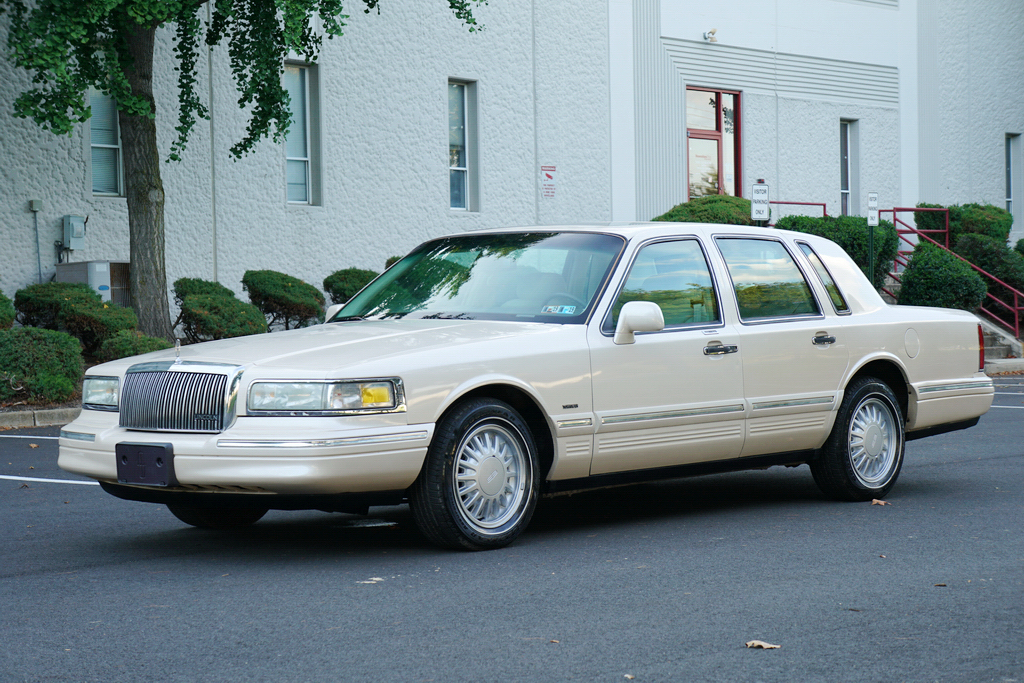 1997 Lincoln Town Car Cartier Cars Global