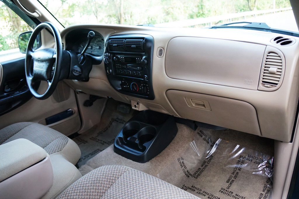 1998 Ford Ranger Xlt 4wd With Off Road Pkg Cars Global